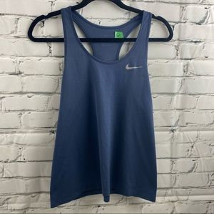 Nike dri-fit racer back athletic top
